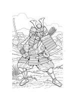 coloring-pages-Samurai-5