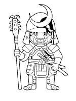 coloring-pages-Samurai-6