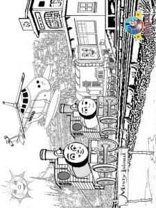 Thomas-the-Train-coloring-pages-2