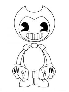 bendy-and-the-ink-machine-coloring-pages-10