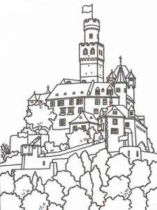 castle-coloring-pages-11