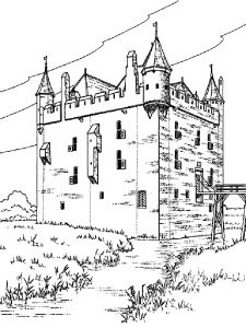 castles-and-knights-coloring-pages-for-boys-13