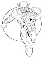 dc-comics-flash-coloring-pages-for-boys-2