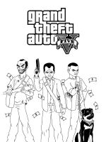 gta-coloring-pages-14