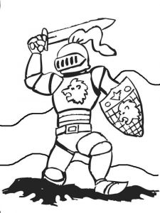 knights-coloring-pages-1