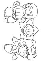 sandy-brawl-stars-coloring-pages-4