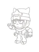 sandy-brawl-stars-coloring-pages-qwwqe