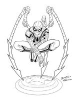coloring-pages-spiderman-14