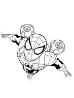 coloring-pages-spiderman-17