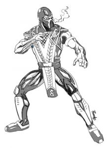 sub-zero-coloring-pages-for-boys-9