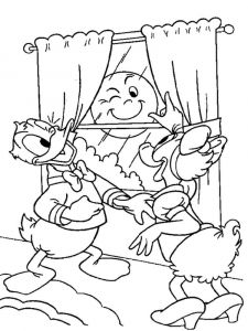 donald-duck-daisy-duck-coloring-pages-8