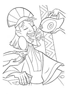 emperors-new-groove-coloring-pages-1