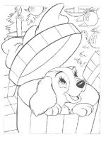 lady-and-the-tramp-coloring-pages-18