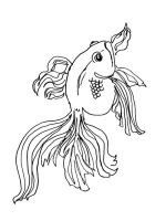 Goldfishes-coloring pages-11