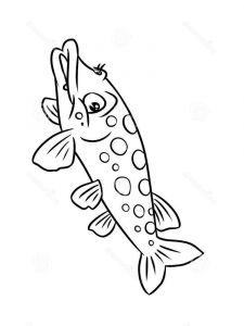 Pike-coloring pages-7