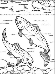 Salmon-coloring pages-8