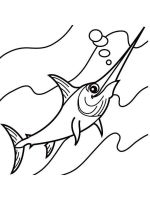 Swordfish-coloring pages-5