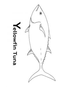 Tuna-coloring pages-7