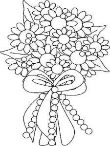 Flower-Bouquet-coloring-page-2