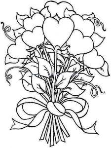 Flower-Bouquet-coloring-page-3