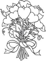 Flower-Bouquet-coloring-page-3