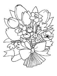 Flower-Bouquet-coloring-page-4