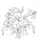 Flower-Bouquet-coloring-page-7