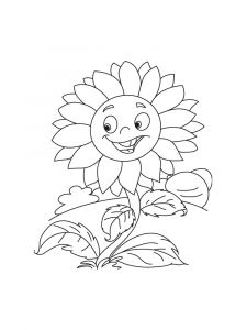 Sunflower-flower-coloring-pages-11