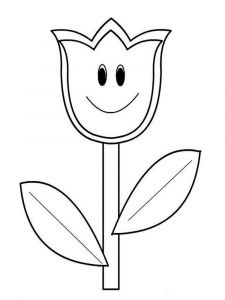 tulip-flower-coloring-pages-2