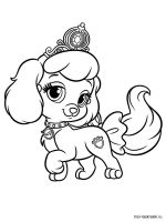 Disney-Palace-Pets-coloring-pages-7