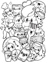 Kawaii-coloring-pages-9