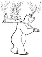Mascha-and-bear-coloring-pages-3