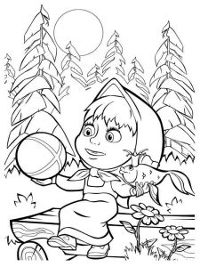 Mascha-and-bear-coloring-pages-34