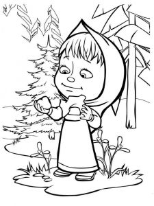 Mascha-and-bear-coloring-pages-8