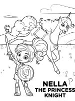 Nella-the-Princess-Knight-coloring-pages-5