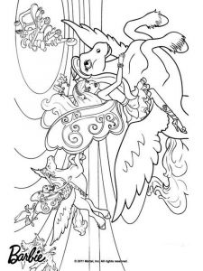 barbie-and-horse-coloring-pages-7