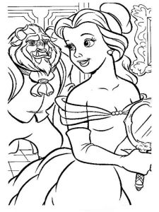beauty-and-the-beast-coloring-pages-12