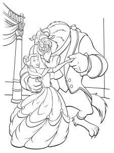 beauty-and-the-beast-coloring-pages-8