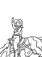 cowgirl-and-horses-coloring-pages-2
