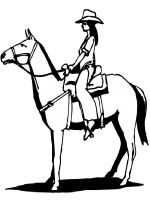 cowgirl-and-horses-coloring-pages-3