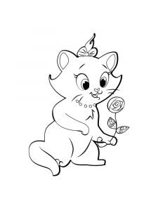 disney-marie-cat-coloring-pages-13