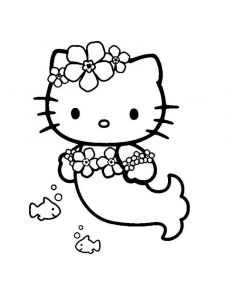 hello-kitty-mermaid-coloring-pages-6