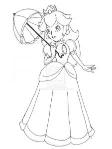 princess-peach-coloring-pages-8