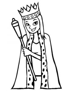 queen-coloring-pages-11