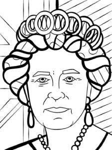 queen-coloring-pages-14