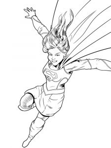 supergirl-coloring-pages-10
