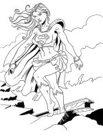 supergirl-coloring-pages-14