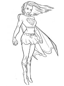 supergirl-coloring-pages-17