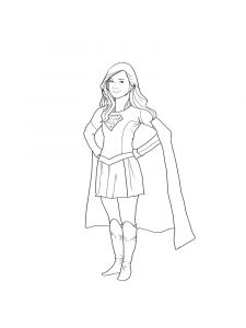 supergirl-coloring-pages-7