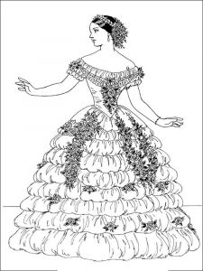 victorian-woman-coloring-pages-7